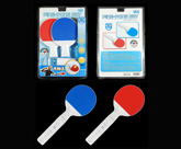 4-in -1 Ping-pong Bat