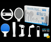 9 in 1 Sports Pack for WII