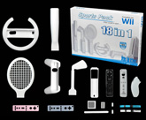 18 in 1 Sports Pack for Wii