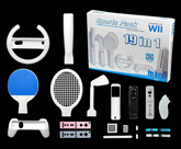 19 in 1 Sports Pack for Wii