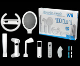 10 in 1 Sports Pack for WII