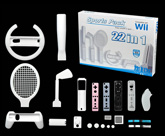 22 in 1 Sports Pack for WII