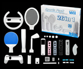 26 in 1 Sports Pack for WII