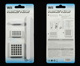 Dust Prevent Cover&Plug for Wii
