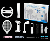 16 in 1 Sports Pack for WII