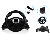 3-in-1 Wired Racing Wheel PS2/PS3/USB