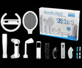 12 in 1 Sports Pack for WII